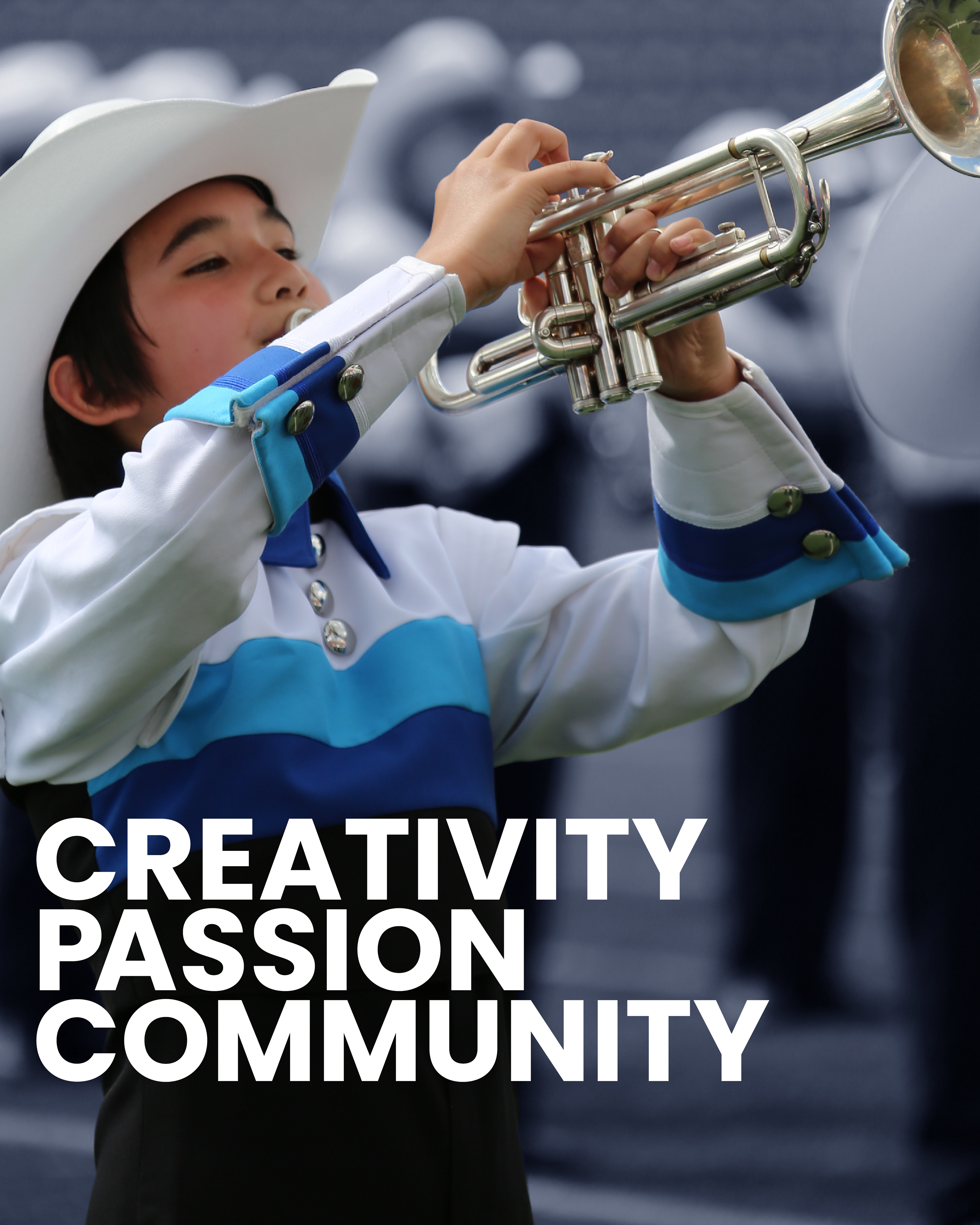 Creativity, Passion, and Community